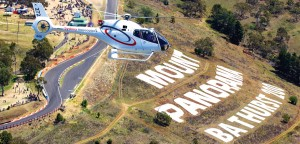Bathurst 1000 ssyd helicopters