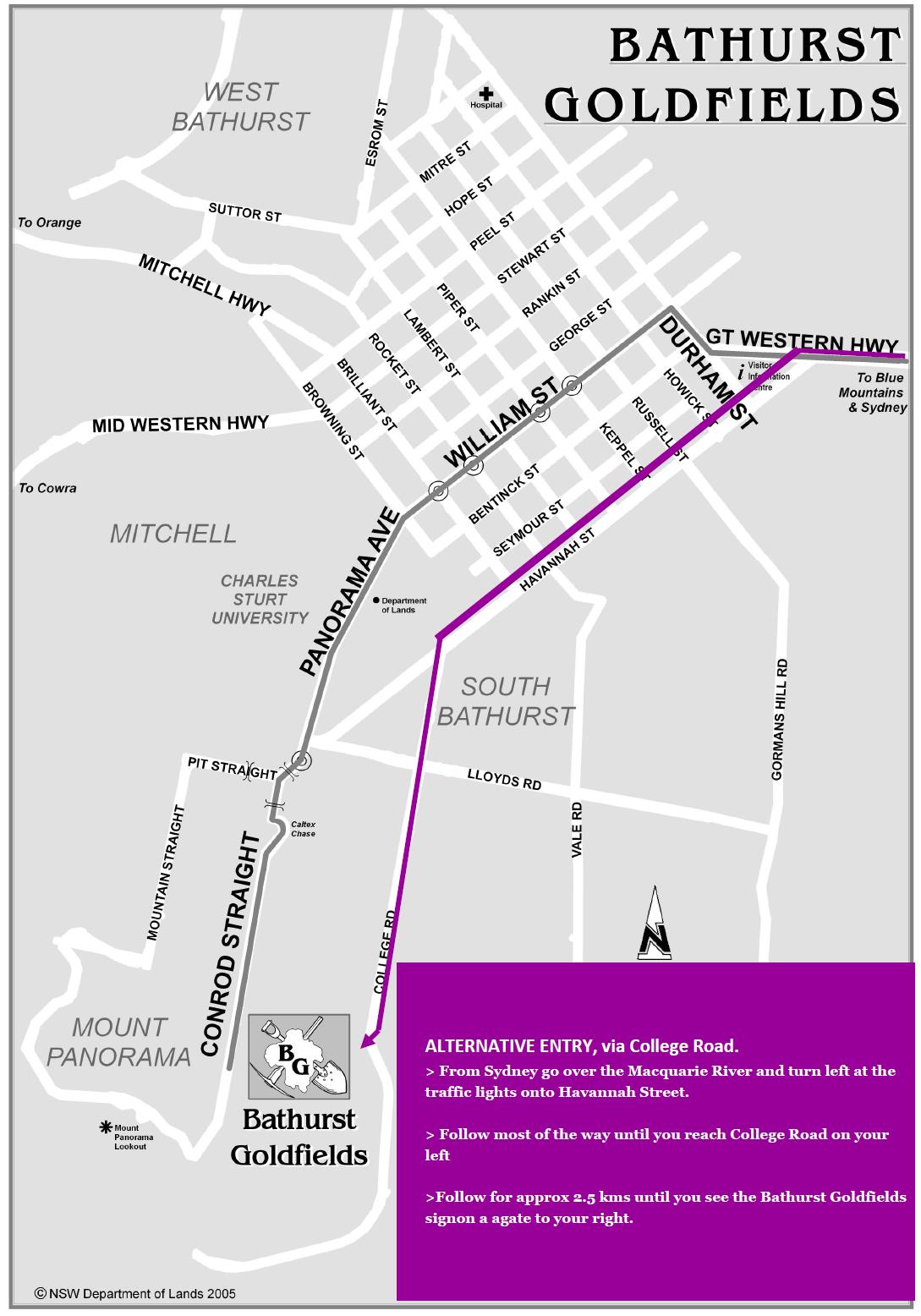 Maps Floor Plans Bathurst Goldfields